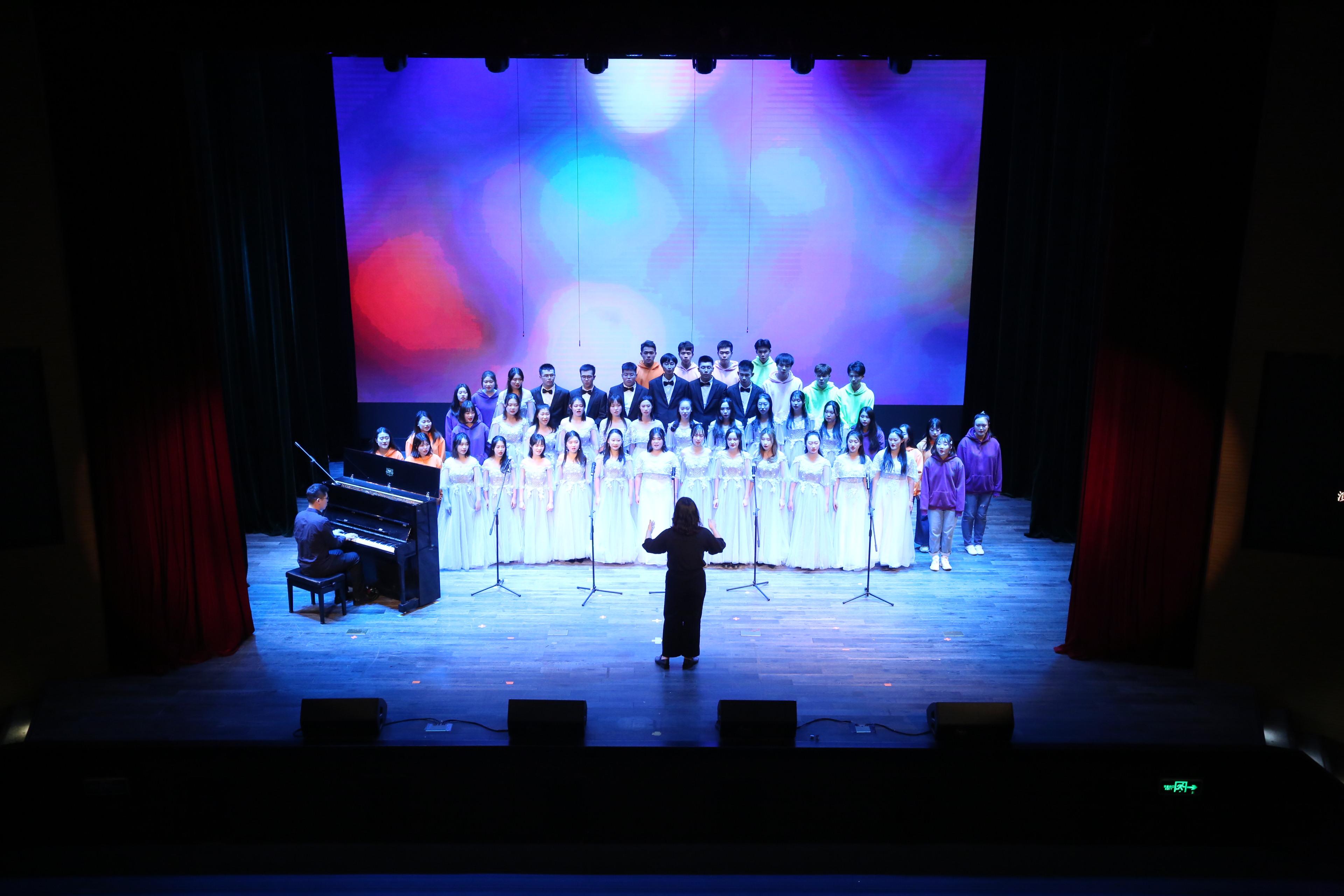 大学生艺术团教学成果展示声乐专场...